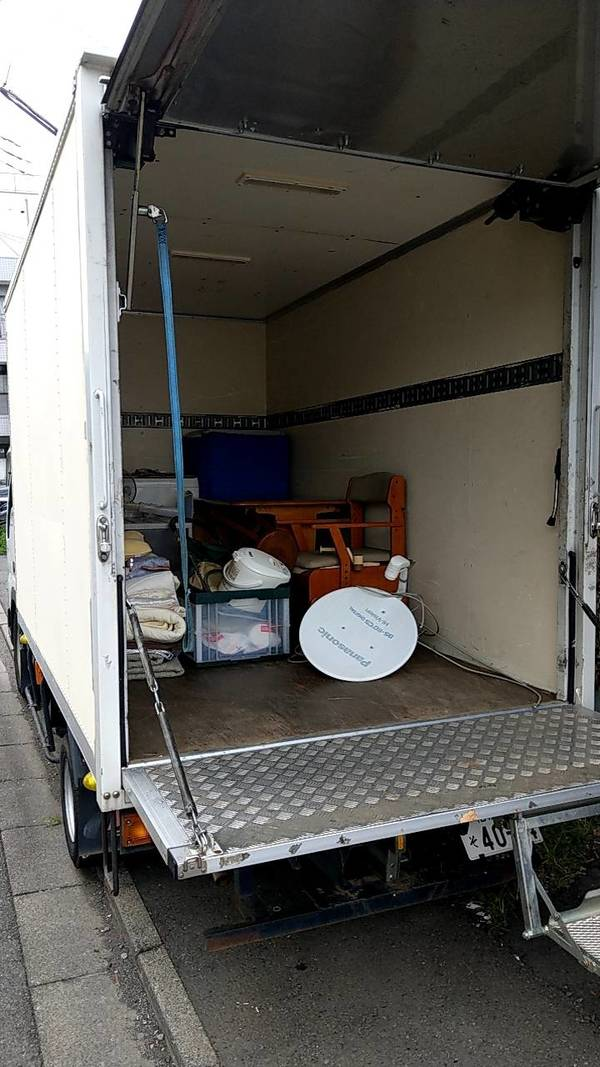 相模原市南区で冷蔵庫や洗濯機などを回収しましたのサムネイル