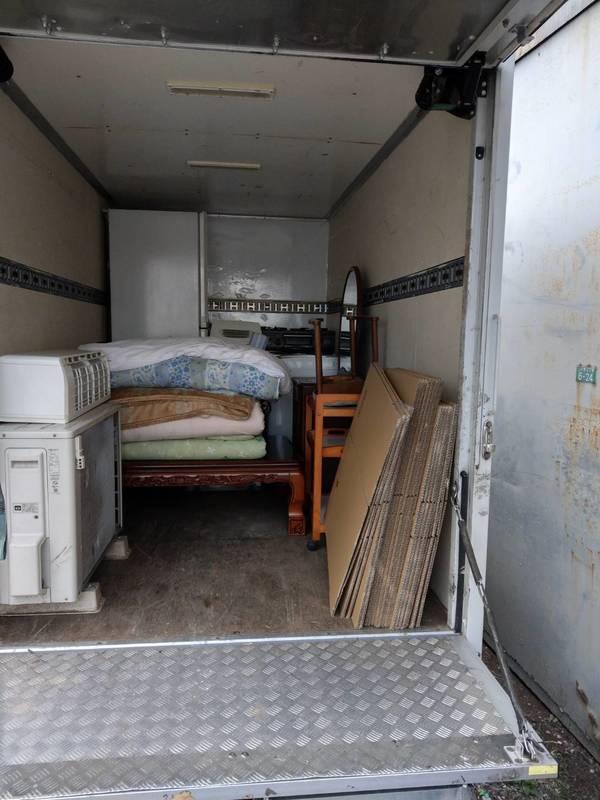大和市にて冷蔵庫や洗濯機、エアコンなどの回収をしましたのサムネイル