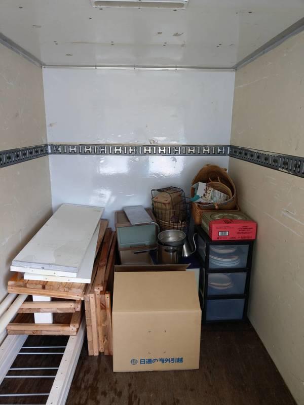 川崎市麻生区で2段ベッドや衣装ケースなどの回収をしましたのサムネイル