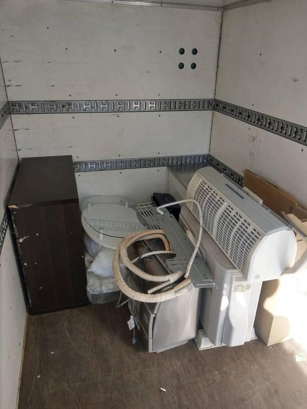 横浜市保土ヶ谷区でエアコンやテーブル、食器洗浄機やチェストなどの回収をしましたのサムネイル