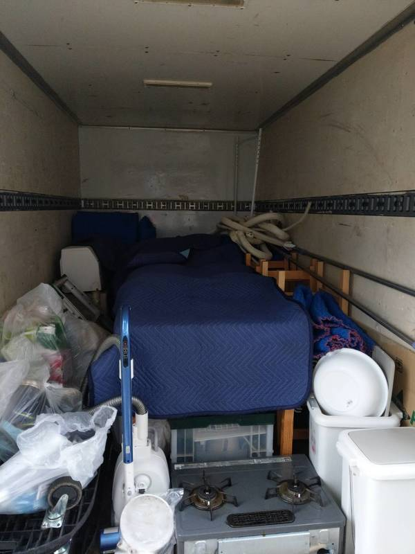 東京都港区にて、家電の買取及び家具の回収をしましたのサムネイル